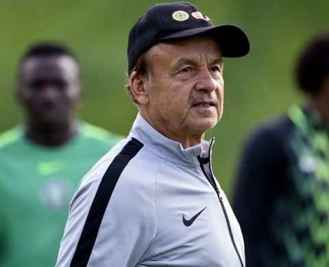 We Don't Have Big Stars In Super Eagles – Coach Rohr Insists
