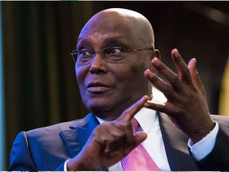 Check Out How Atiku Reacted To The Postponement Of The Elections By INEC