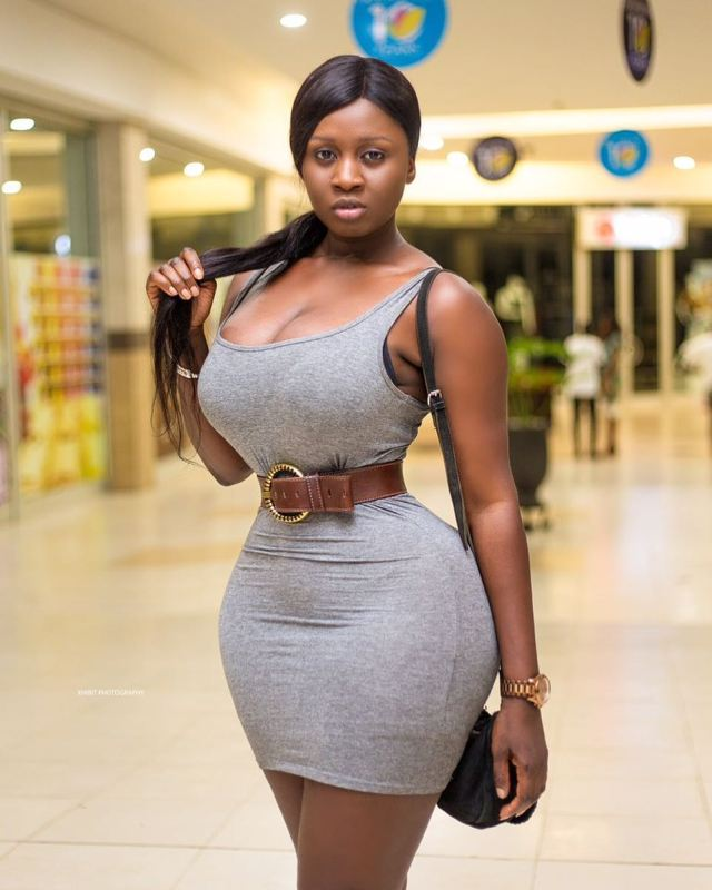 Actress Princess Shyngle Shows Off Brand New G-Wagon Given To Her As Valentine Gift (Video)