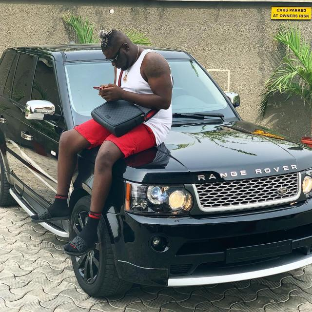Checkout The Range Rover Dbanj Bought For His Artist, Cheekychizzy (Photo)