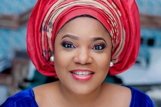 Actress Toyin Abraham Speaks On Her Kind Of Man