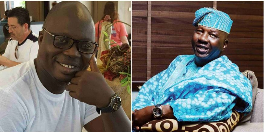 Veteran Actor, Mr Latin Gives Update On Baba Suwe's Failing Health