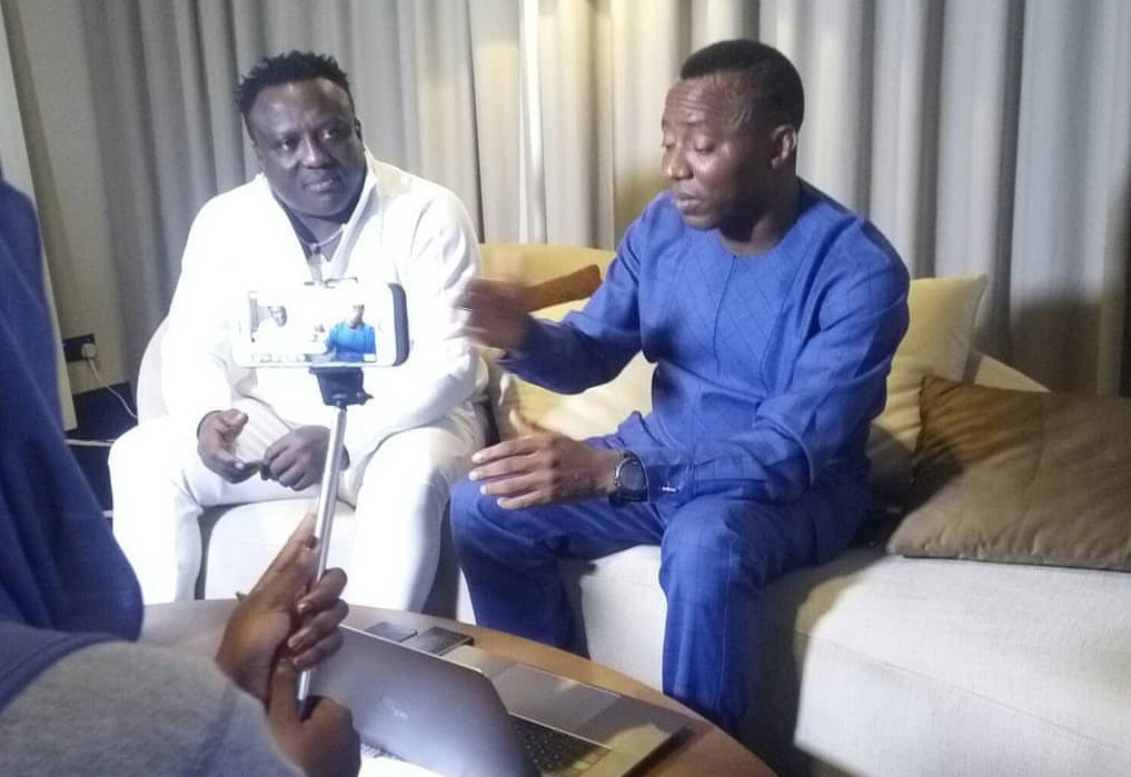 If You Have Conscience, Vote Omoyele Sowore For President – Saheed Osupa