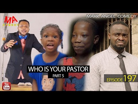 DOWNLOAD: WHO IS YOUR PASTOR Part Five (Mark Angel Comedy)