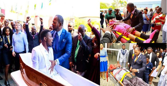 The Man Was Already Alive When He Arrived The Church – Pastor Who Claimed To Have Resurrected A Dead Man Confesses