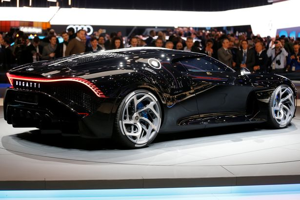 Bugatti Unveils World's Most Expensive Car Worth N6.6 Billion (Photos)