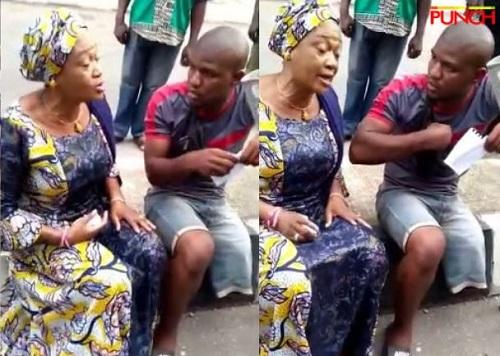 'Igbo, We No Dey Trust Una Again' – Tinubu's Wife Tells Voter (Video)