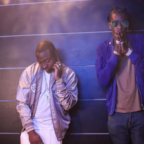 "Young Thug x Davido – ""Lady"""