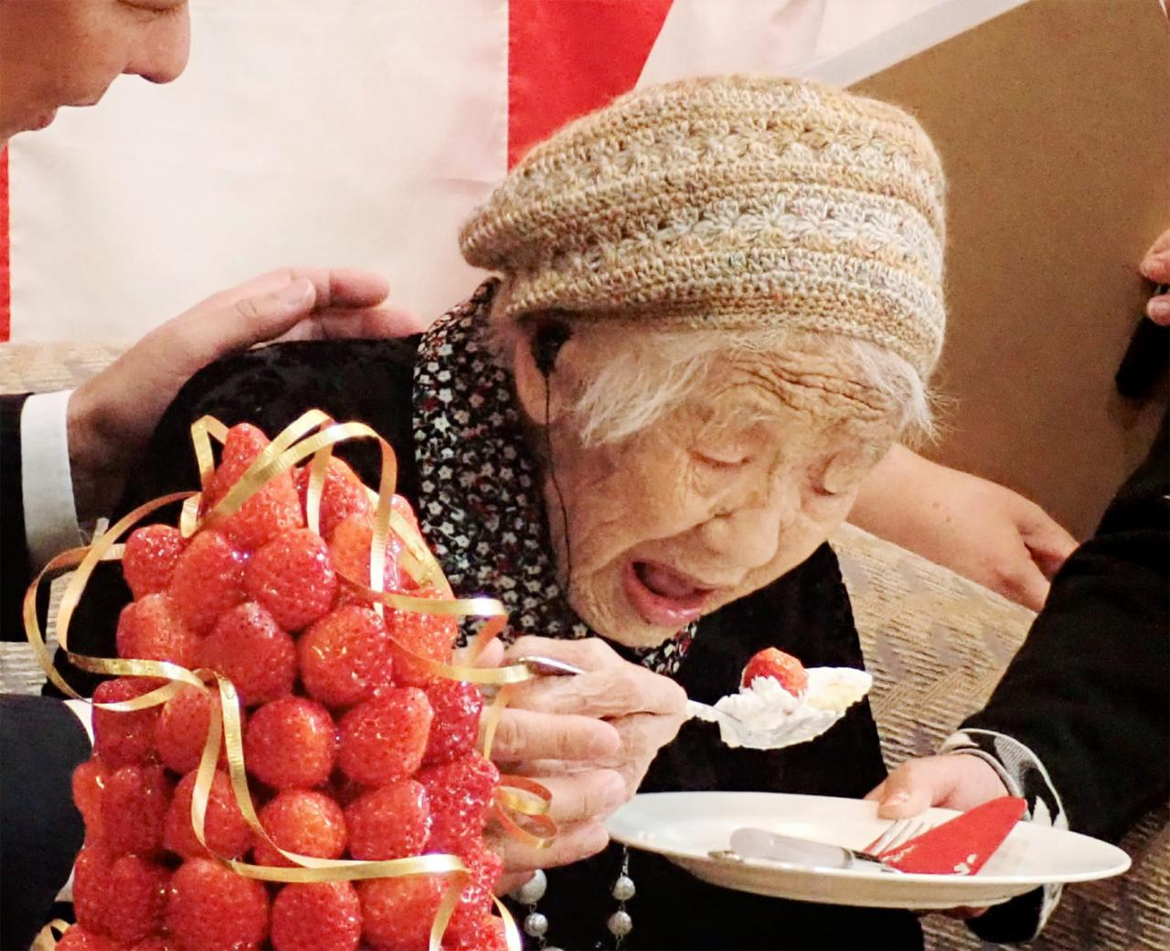 Wow! Meet The Oldest Living Person In The World – 116-year-old Woman Who Loves Studying Maths