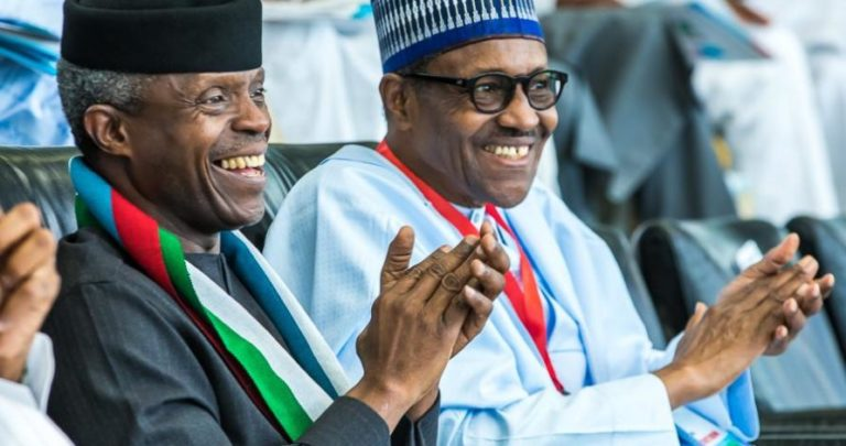 I Am So Much Richer Than President Buhari – VP Osinbajo Reveals