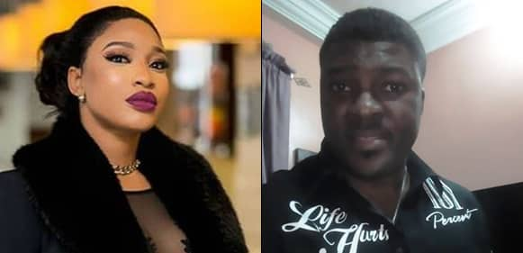 Popular Philanthropist Cries Out After Tonto Dikeh Allegedly Threatened Him And His Children