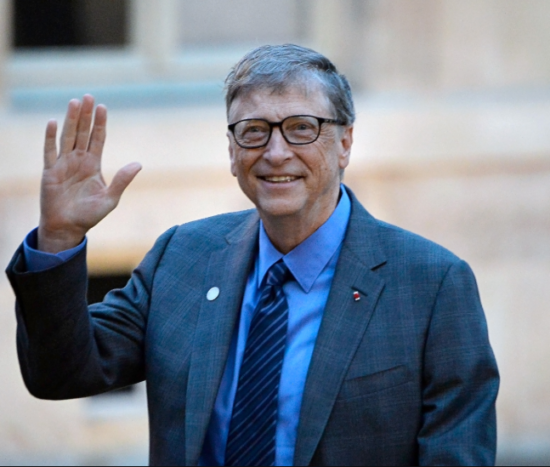 Bill Gates joins Amazon's Jeff Bezos as a Centi-Billionaire