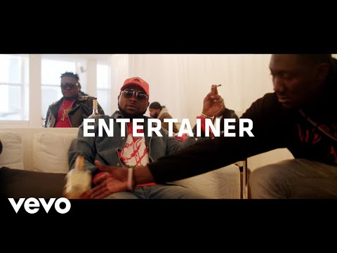 "VIDEO: CDQ – ""Entertainer"" ft Davido"