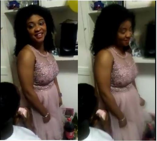 Woman Turns Down Man Who Proposed To Her At Her Birthday party (Photo+Video)