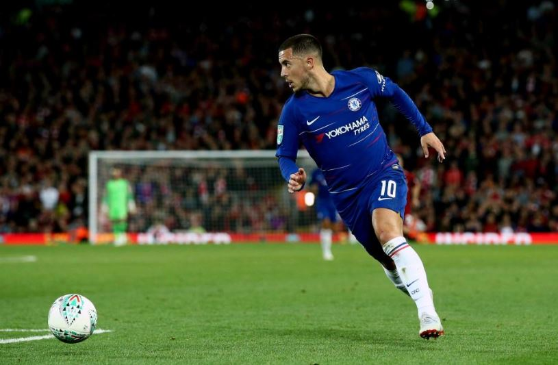 Hazard Speaks On Agreeing Five-Year Deal With Real Madrid