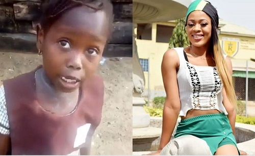 I Want Success' Family To Show Appreciation For My Video – Lady Who Made Sapele School Girl Famous Insists (Video)