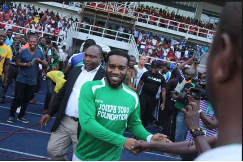 Trouble For Jay Jay Okocha As Court Issues Fresh Warrant For His Arrest