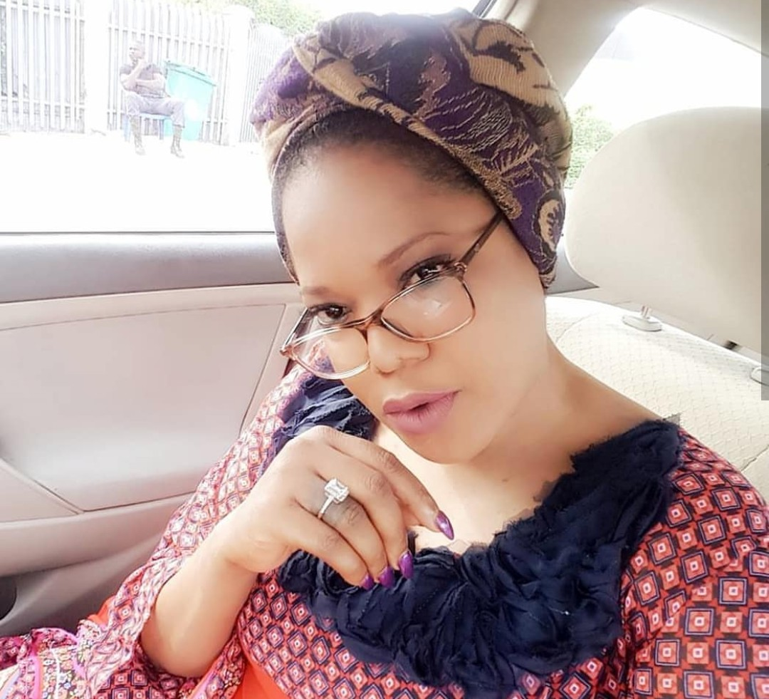 I Can't Have A Child Out Of Wedlock – Toyin Abraham