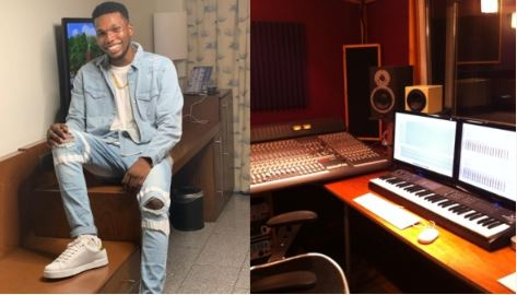 Its Very Expensive To Record A Song Here In Nigeria – Victor AD