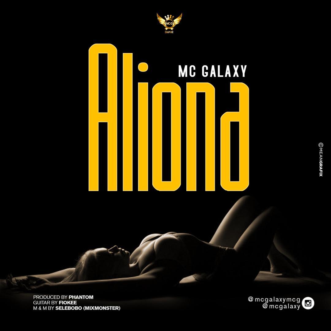 MC Galaxy – Aliona