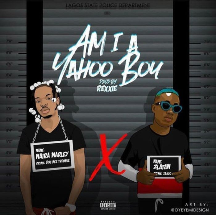 Naira Marley Ft. Zlatan – Am I A Yahoo Boy Instrumental