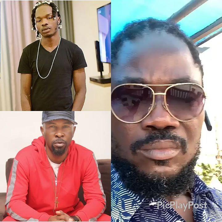 Daddy Showkey Blasts Naira Marley: 'Na The Thing Wey Him Dey Smoke Dey Worry Him