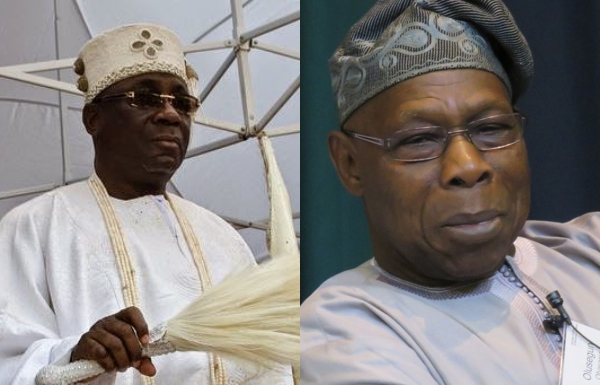 Obasanjo Is The Number One Troublemaker In This Country – Oba Akiolu