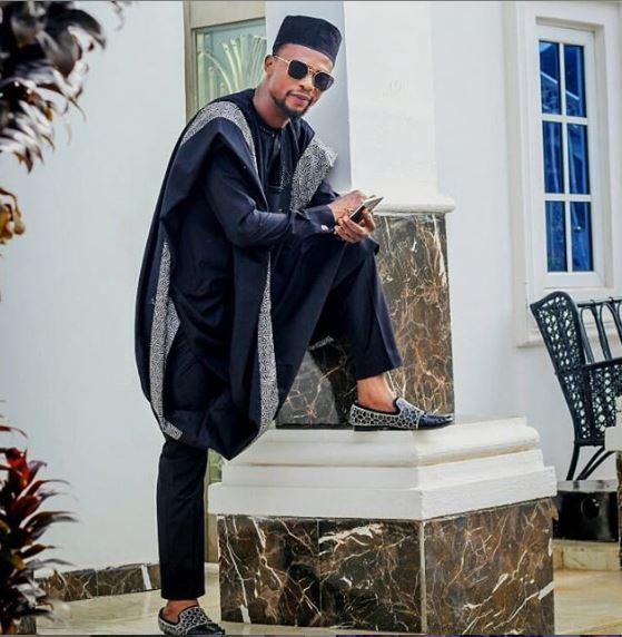 Popular Comedian, I Go Dye Explains Why African Men Can't Be Romantic… Drops Long List