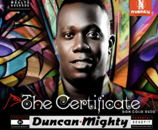 mp3 Duncan Mighty – All Belongs To You Song Download