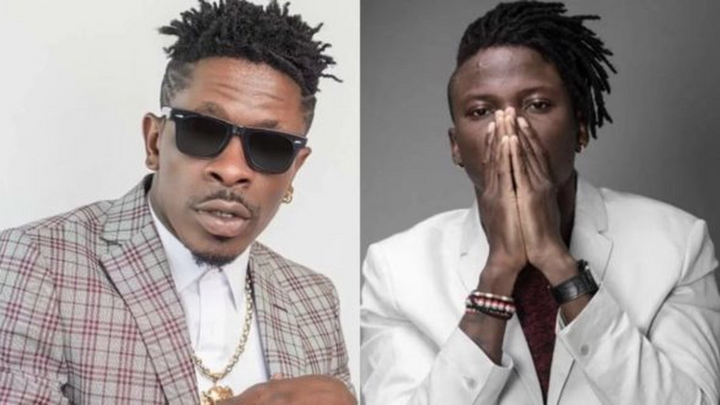 I Reacted Out Of Natural Instincts: Stonebwoy Apologises For Pulling A Gun On Shatta Wale