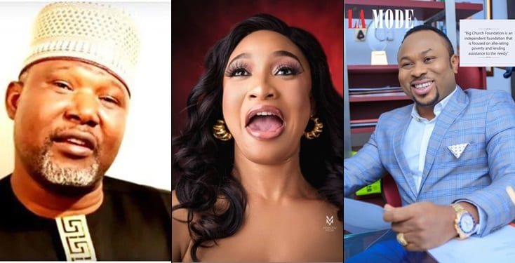 Tonto Dikeh Will Never Get Married Again – Islamic Cleric Reveals