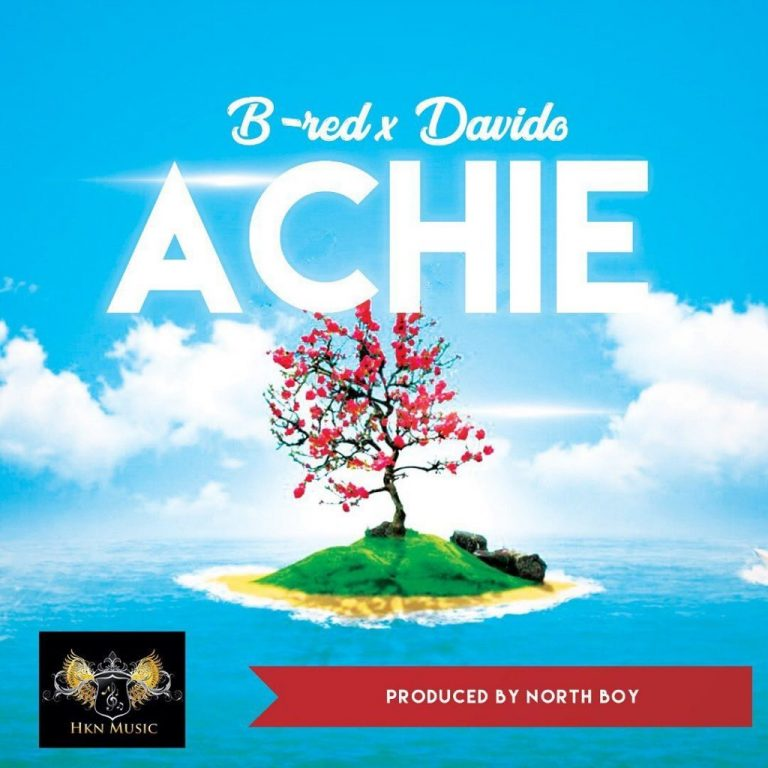 mp3 B-Red ft. Davido – Achie Song Download