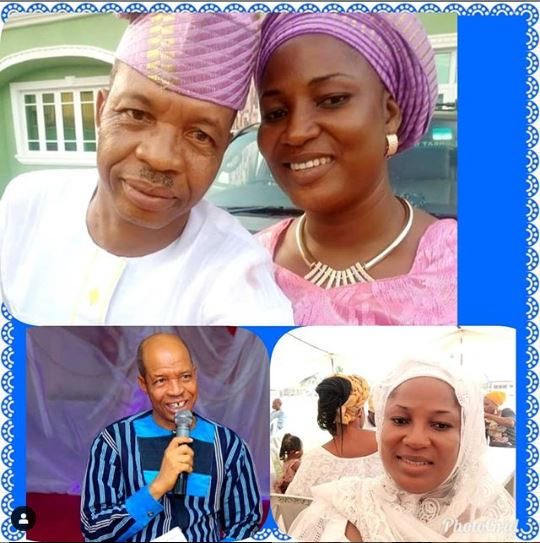 Popular Nigerian Actor, Saka Reveals His Only Regret As He Celebrates His 16th Wedding Anniversary