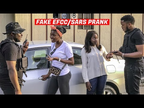 Comedy Video: ZFancy and MC Makopolo – Fake EFCC/SARS picking up people