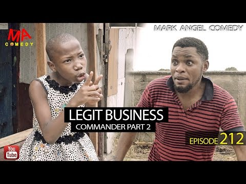 DOWNLOAD: LEGIT BUSINESS (Mark Angel Comedy)