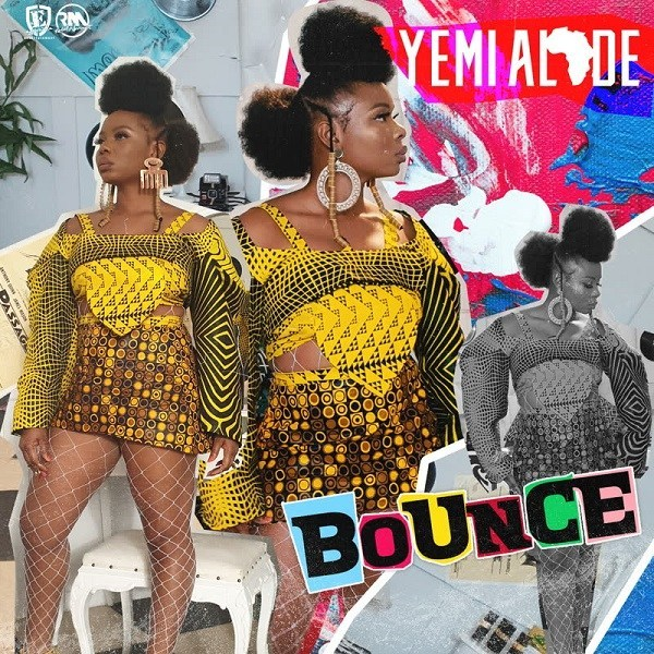 mp3 Yemi Alade - Bounce Song Download
