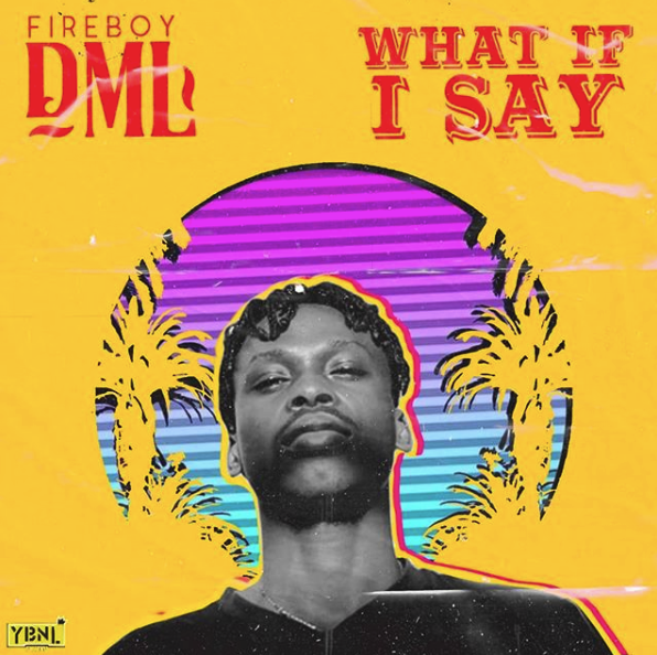 mp3 Fireboy DML – What If I Say Song Download