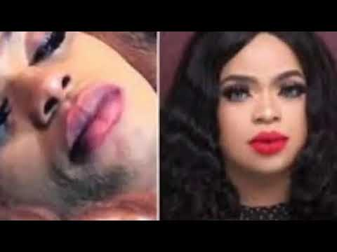 Bobrisky Riding On A Motorcycle, Tries To Hide (Video)