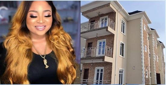 """Actress, Bimbo Afolayan Builds Herself A """"Mini-Estate"""""""