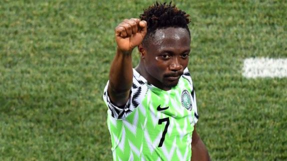 I Forced The Coach To Play Me – Ahmed Musa