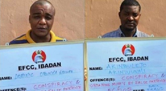 Yahoo Boys: Oyo Has Highest Number Of Internet, Cyber Crimes In South-West – EFCC