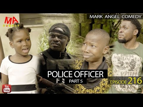 DOWNLOAD: POLICE OFFICER Part 5 (Mark Angel Comedy)