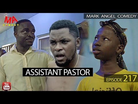 DOWNLOAD: ASSISTANT PASTOR (Mark Angel Comedy)