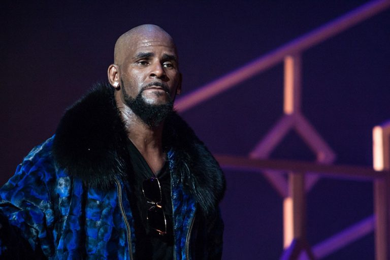 R. Kelly Arrested On Federal S*x Crime Charges