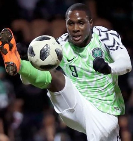 Algeria Will Be Tougher Than Cameroon, S'Africa – Odion Ighalo