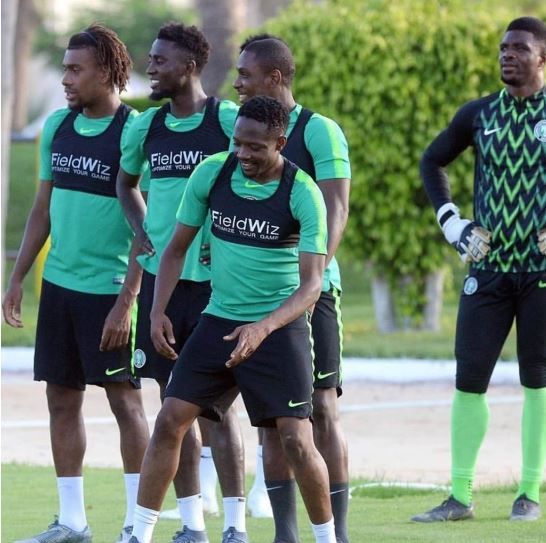 Nigeria vs Algeria: Super Eagles Give Injury Updates On Ighalo, Musa, Awaziem
