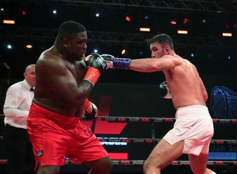 Nigerian Boxer, Samuel Peter Loses Again In Saudi Arabia