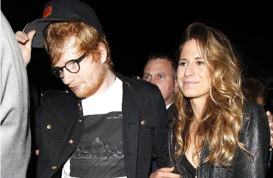 Singer Ed Sheeran Confirms Marriage To Long-Term Girlfriend
