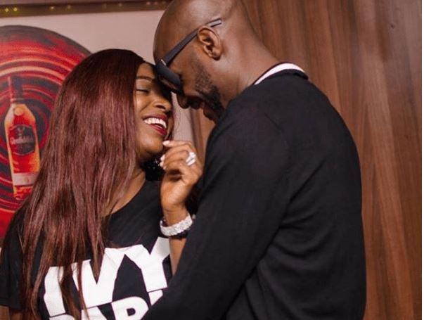 How I Feel Seeing Alex Ekubo Kiss My Wife, Annie Idibia – 2face
