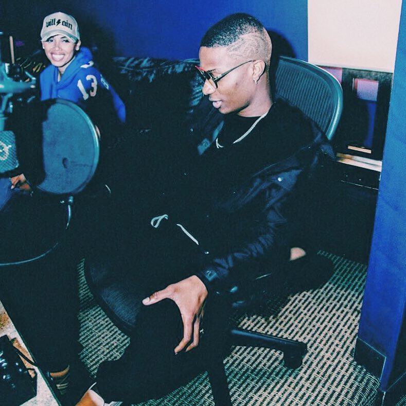 Jada P Accuses Wizkid Of Domestic Violence Against Her